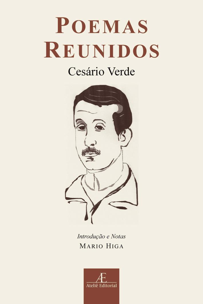 Livro: Poemas Reunidos, de Cesário Verde