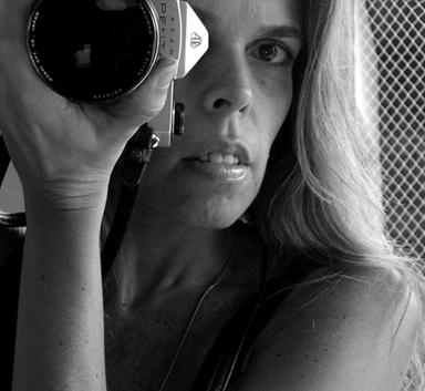 Fotógrafa Sandra Pagano organizadora do Varal Fotográfico