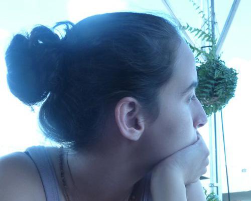 Mariana Botelho, autora de O Silêncio Tange o Sino