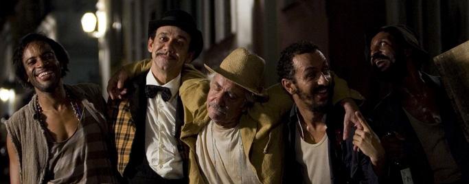 Filme, Quincas Berro D'água, adaptação da obra de Jorge Amado