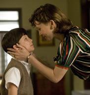 Personagem Bruno e sua mãe