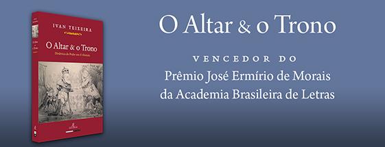 O Altar & o Trono, Ivan Teixeira
