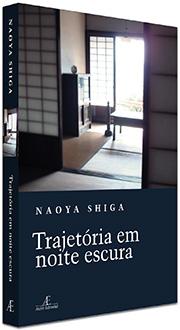 Livro Trajetória em Noite Escura, de Naoya Shiga