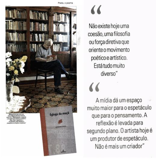 Entrevista Affonso Avila