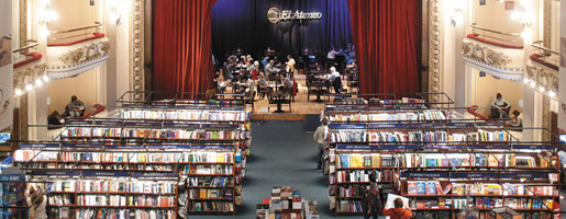 El Ateneo Gran Splendid - Buenos Aires