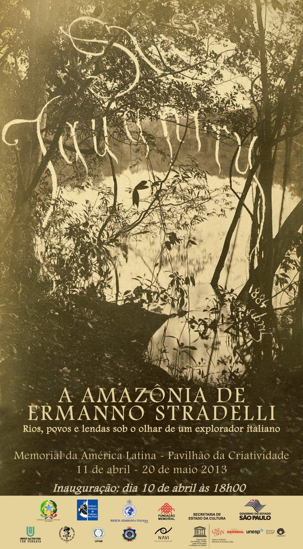 A Amazônia de Ermanno Stradelli