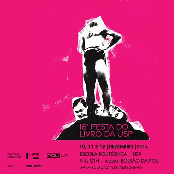 FESTA DO LIVRO 2014 - INFORME VI - Convite Eletrônico