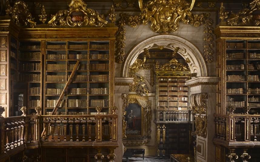 9. Biblioteca Joanina