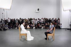 Marina Abramović - The Artist is Present - A Artista está Presente