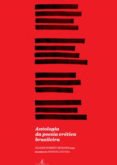 capa antologia da poesia erotica brasileira