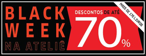 Black Week Ateliê Editorial