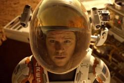 """Matt Damon, em """"Perdido em Marte"""""""