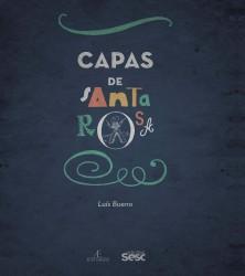 "Sobrecapa do livro ""Capas de Santa Rosa"""