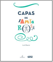 Capa do livro de Luís Bueno