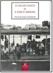 Capa do livro de Dirce de Assis Cavalcanti